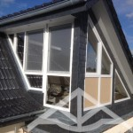 Fenster-Holz-Montage