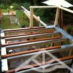 Konstruktion-Terrasse-Holz