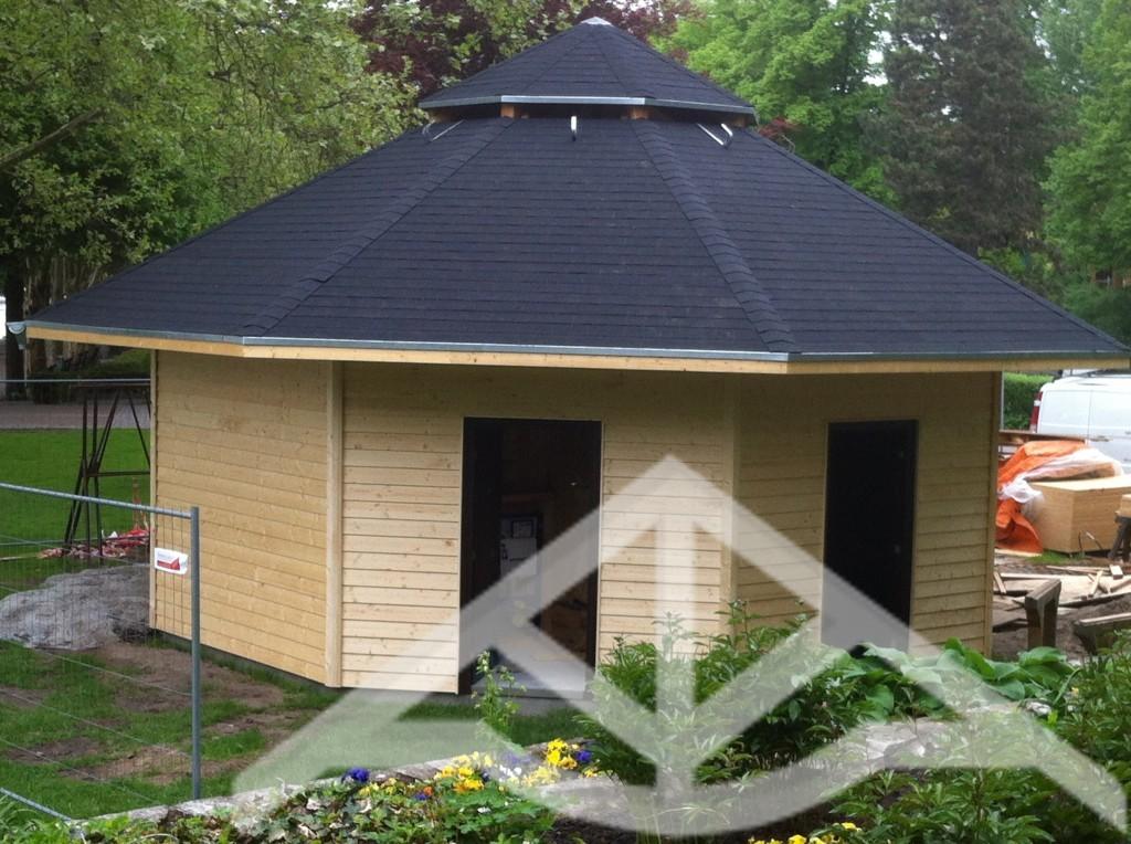 gartenhaus holzschuppen holzpavillion fertigung zimmerei carsten wesolowski berlin. Black Bedroom Furniture Sets. Home Design Ideas